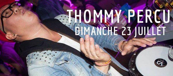 Thommy Percu