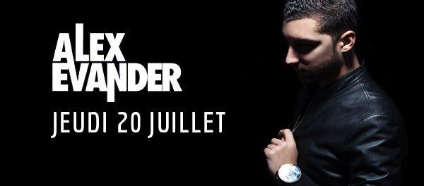 Alex Evander